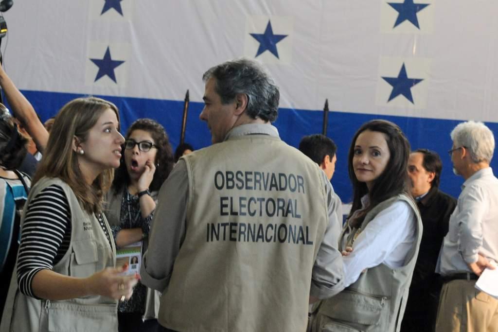 Vigilando elecciones