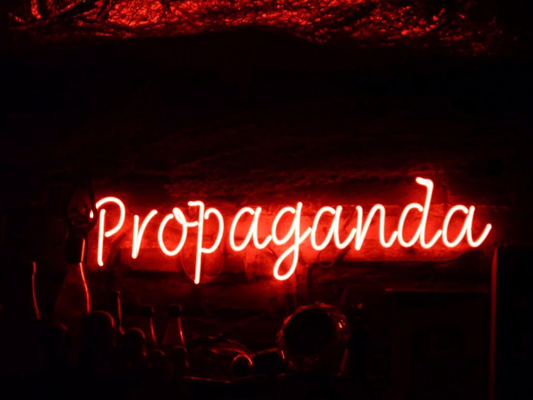 Comunicación y propaganda
