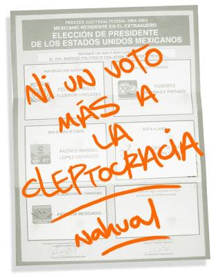 Voto nulo, ¿por qué?