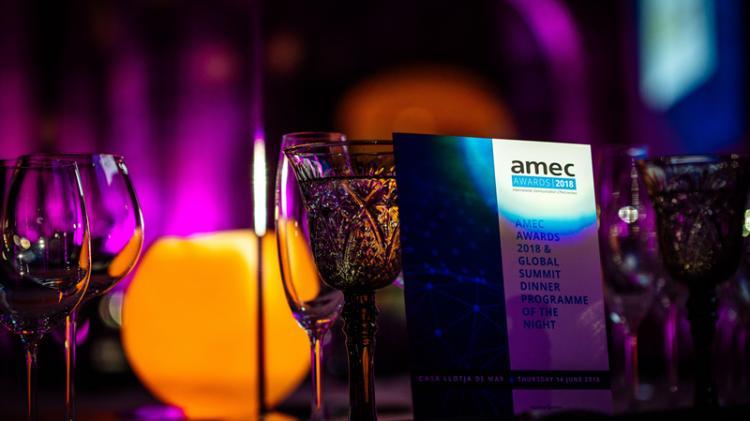 CECUBO Group, finalista por segundo año consecutivo de los AMEC Awards por su innovación en métricas, evaluación de estrategias y consultoría de comunicación