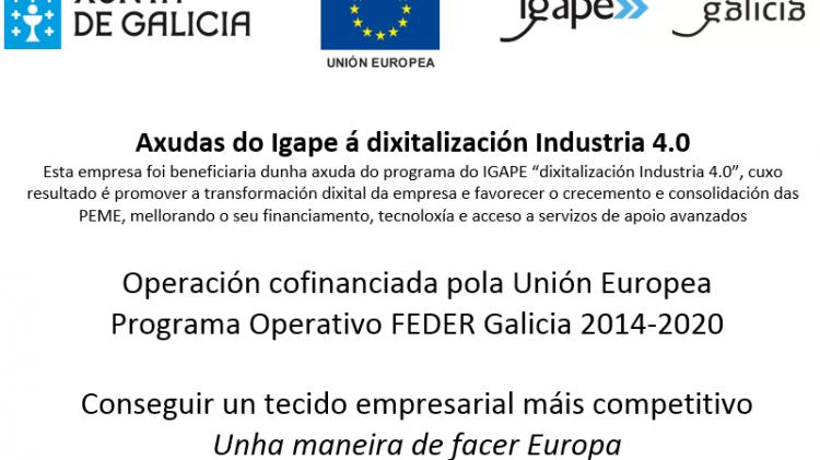 IGAPE Industria 4.0